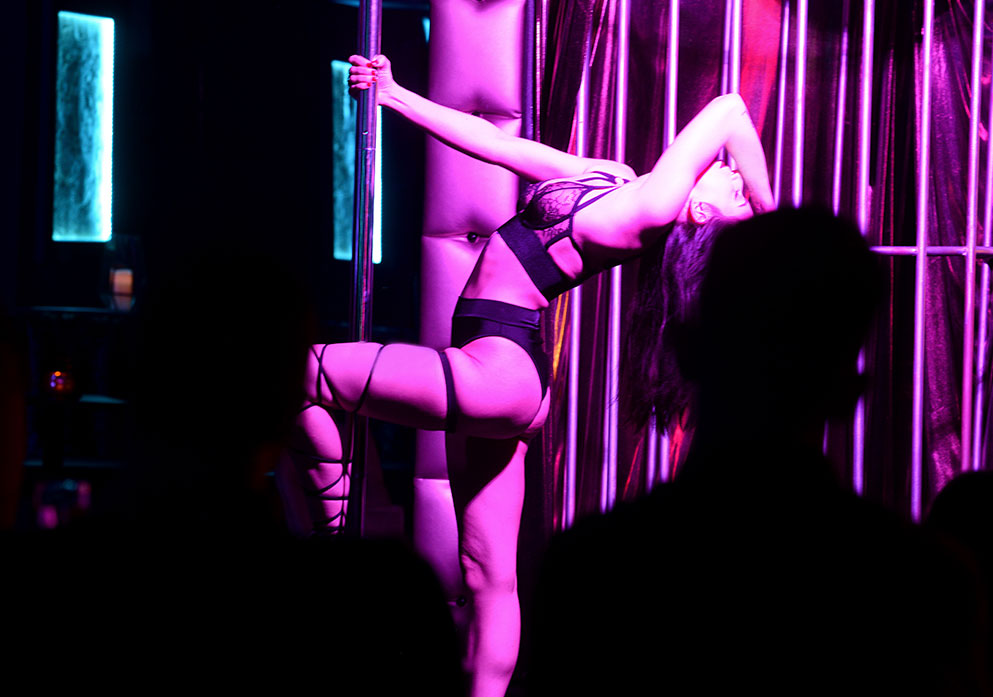 Joys of austin strip club